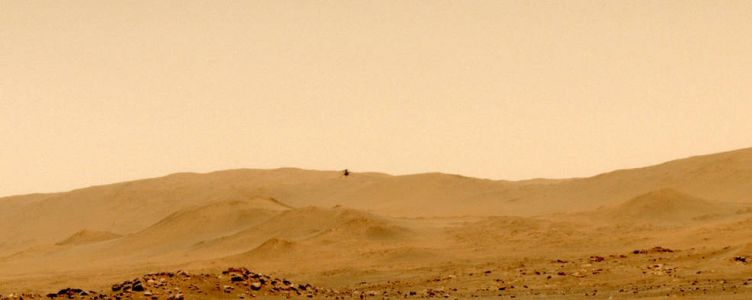 NASA Ingenuity, Perseverance to Look for 'Ancient Life' on Mars, After Moving on to a New Landing Site