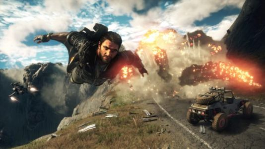 'Just Cause 4' Is a B Action Movie in Video Game Form