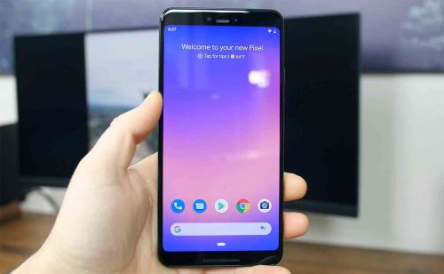 Some Google Pixel 3 XL phones have buzzing or distorted speakers