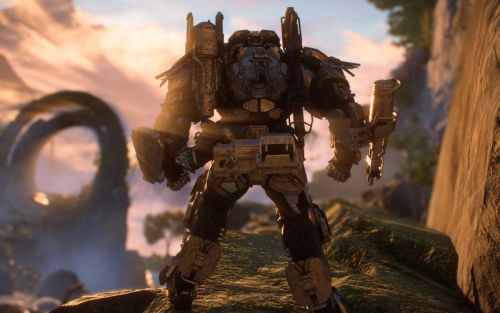 Can I improve the loading times in Anthem for PlayStation 4?