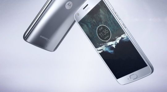 Google's Android One Moto X4 is the first of its kind in the US