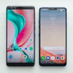 HTC U12+ vs LG G7 ThinQ: first look