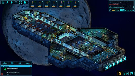 Have You Played. Space Haven?