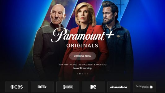 Paramount Plus takes on Netflix with plan to release a new movie a week in 2022