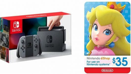 Nintendo Switch Prime Day Deal: Get $35 Free Eshop Credit With Switch Purchase