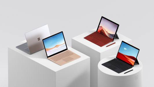 Microsoft's new Surface gear is out now - and showcases Windows at its best