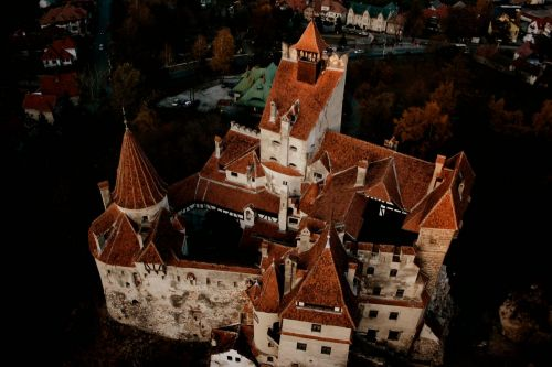 Visitors in 'Dracula Castle' in Romania Receive COVID-19 Vaccine, Instead of Vampire Bites in an Effort to Boost Vaccination Drive