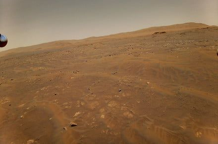 Check out this awesome 360-degree panorama of the Van Zyl Overlook on Mars