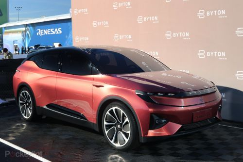 Connectivity on the Road: Byton Concept Car Unveiled at CES