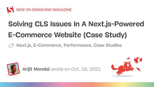 Solving CLS Issues In A Next.js-Powered E-Commerce Website