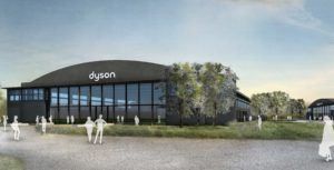 British home appliance manufacturer Dyson to launch electric vehicle by 2020