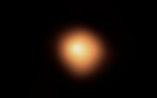 Giant star Betelgeuse dimmed mysteriously and now we finally know why - CNET