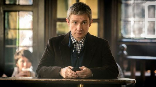 Martin Freeman Will Play a Night Shift Cop in The Upcoming Series THE RESPONDER
