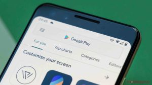 Apps on the Google Play Store will need to show privacy information next year