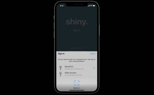 IOS 15 will try to make your accounts unhackable
