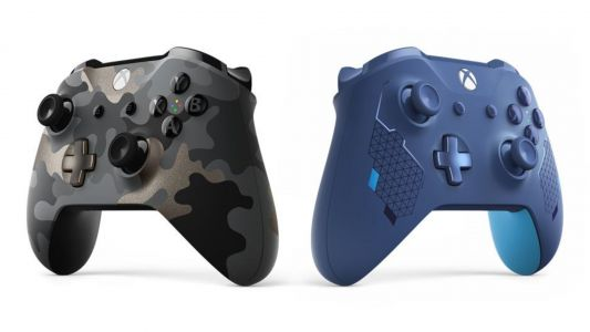 2 New Xbox Controller Special Editions Revealed