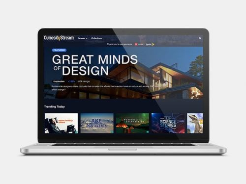 Get a two-year subscription to CuriosityStream for just $26!