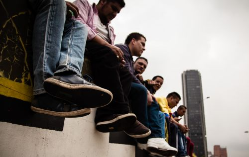 Desperate for jobs, Venezuelan immigrants turn to ride-hailing services across Latin America