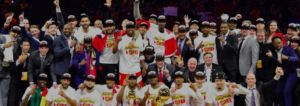 Raptors vs. Warriors NBA Championship Game 6 was watched by a record 15.9 million Canadians