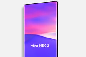 Render shows that Vivo could be taking the next step toward a full-screen design