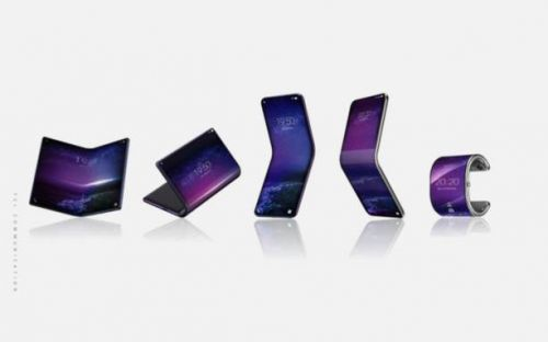 TCL patents a foldable phone that turns into a wristband