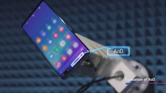 Under-Display 5G Antennas Could Improve mmWave Performance