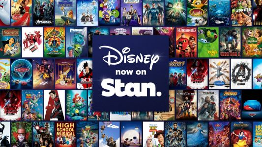 Stan is Disney's new home for streaming content in Australia