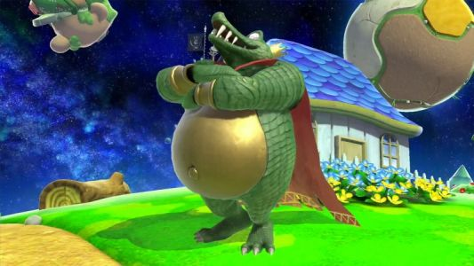 King K. Rool From Donkey Kong Country Confirmed For Super Smash Bros. Ultimate