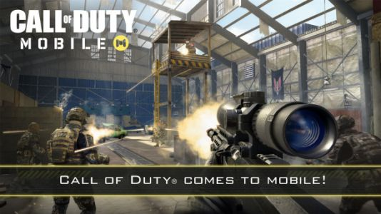 'Call of Duty: Mobile' brings the popular series to iOS and Android for free