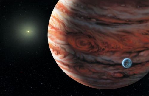 NASA Hubble's Near-InfraRed Imager Jupiter's Atmosphere Using Different Lights-One Photo Looks Scary as Hell