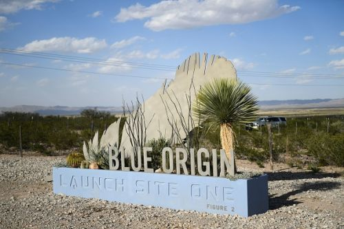 Blue Origin Wants To Build Its Own Space Station