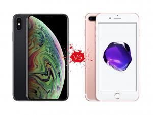 IPhone XS Max vs iPhone 7 Plus - How Do They Compare?