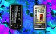 Counterclockwise: Samsung's pre-Android smartphones were multimedia beasts