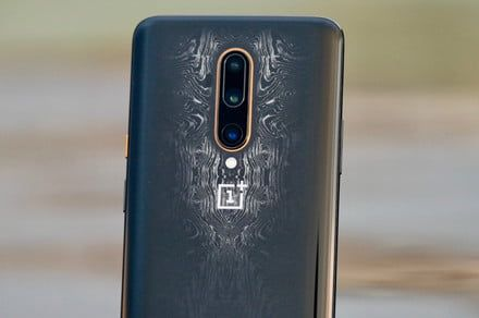 A 5G version of the OnePlus 7T Pro exists, but it's a limited T-Mobile exclusive