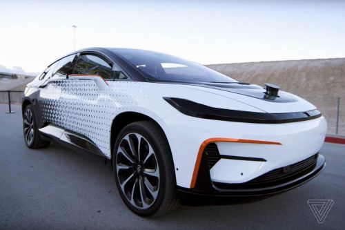 Faraday Future strikes deal to make cars in China with mobile gaming company