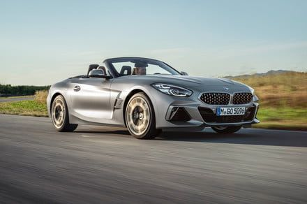 BMW's redesigned Z4 gets two turbocharged engines, long list of tech features