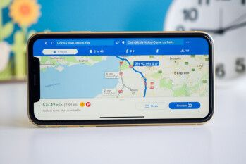 Google Maps can more accurately hone in on your location if you follow these directions