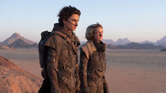 Dune's official trailer has arrived - and it looks like an Oscar contender