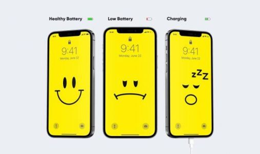 These ingenious iPhone wallpapers ensure your battery never dies
