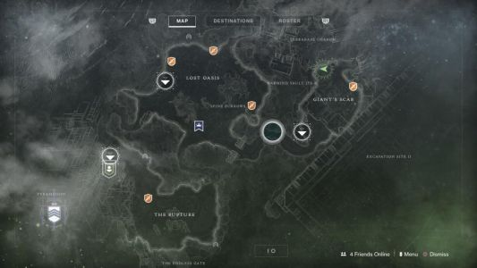 Destiny 2: Where Is Xur? Location And Exotic Weapons And Armor Guide