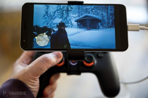 Google Stadia could expand to more phones soon, with touch controls also possible