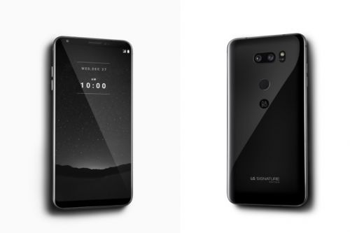 LG Signature Edition phone is a 'refined' V30 with 6GB RAM and exorbitant price