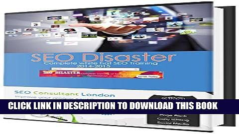 SEO Disaster: Complete White hat SEO 2014-2015 Popular Colection