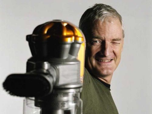 Billionaire designer James Dyson is on a mission to save the planet - just like Elon Musk