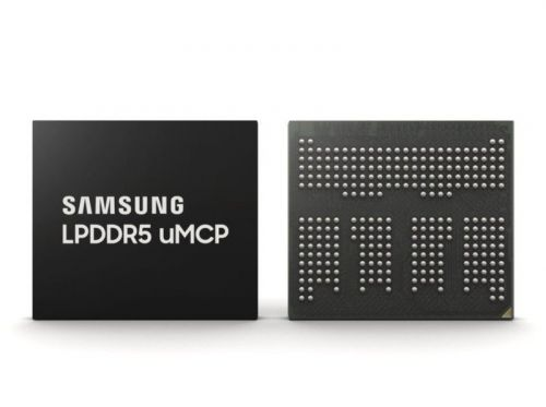 Samsung's new LPDDR5 uMCP brings flagship performance to mid-range phones