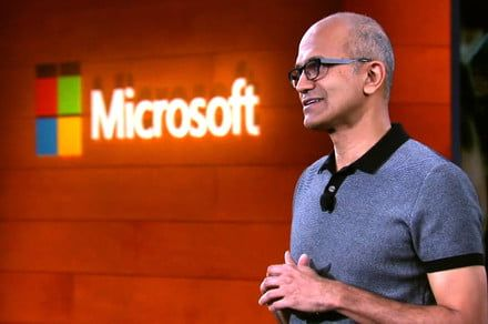As A.I. takes over, Microsoft's CEO sees the entire world as one big computer