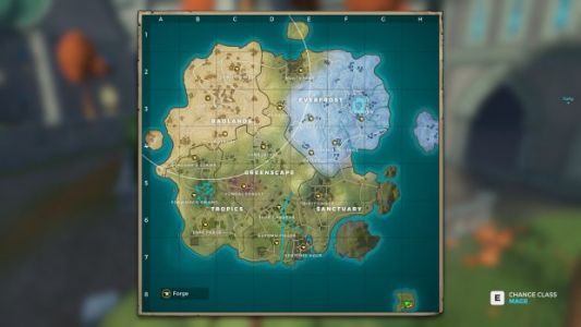 Realm Royale map: where to drop, best places to loot
