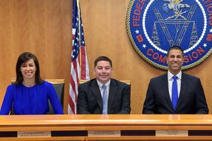 FCC chairman Pai opposes China Mobile's request to operate in the U.S