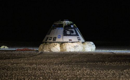 Boeing says its Starliner will be easy to refurbish