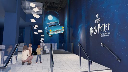 Harry Potter exhibition opens in London next month